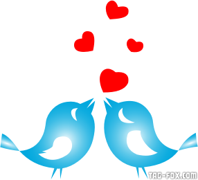 Colored-Love-Birds-With-Hearts-300px.png