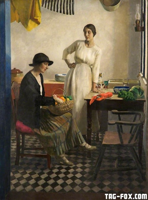 9--Harold-Harvey---My-Kitchen-1923.jpg