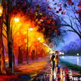 Amazing-Oli-Painting-by-Leonid-Afremov